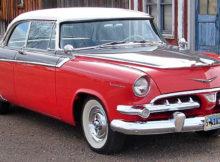1956 Dodge Custom Royal Lancer
