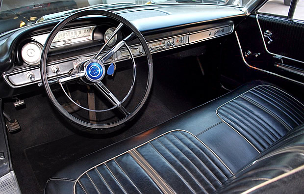 1964 Ford Galaxie 500 Dash