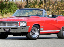 1968 Buick GS 400 Convertible