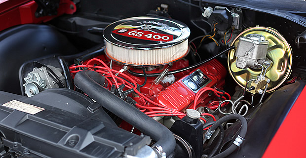 1968 Buick GS400 Engine