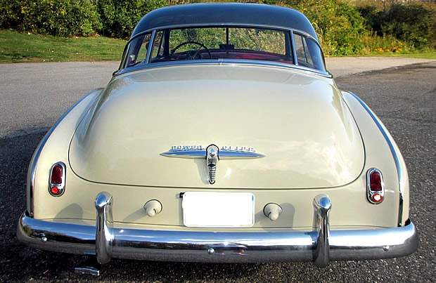 1950 Chevrolet Bel Air - rear view
