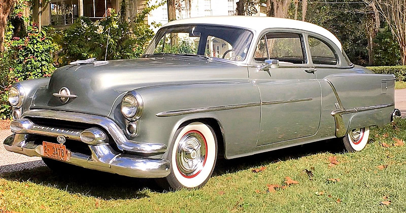 1953 Oldsmobile Super Eighty-Eight