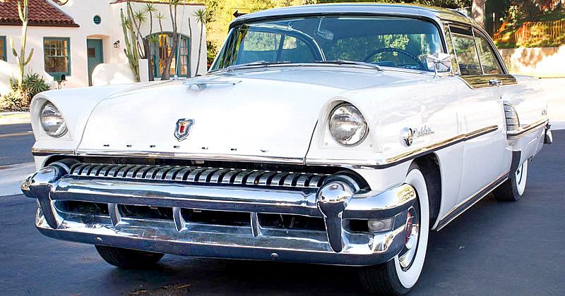 1955 Mercury Montclair Sun Valley