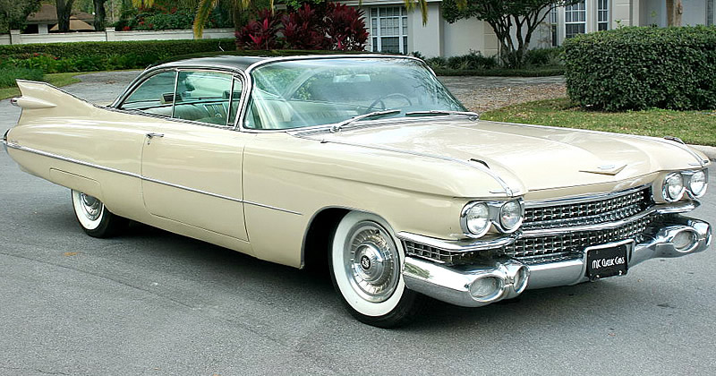 1959 Cadillac Coupe de Ville - The Ultimate Fifties Car?