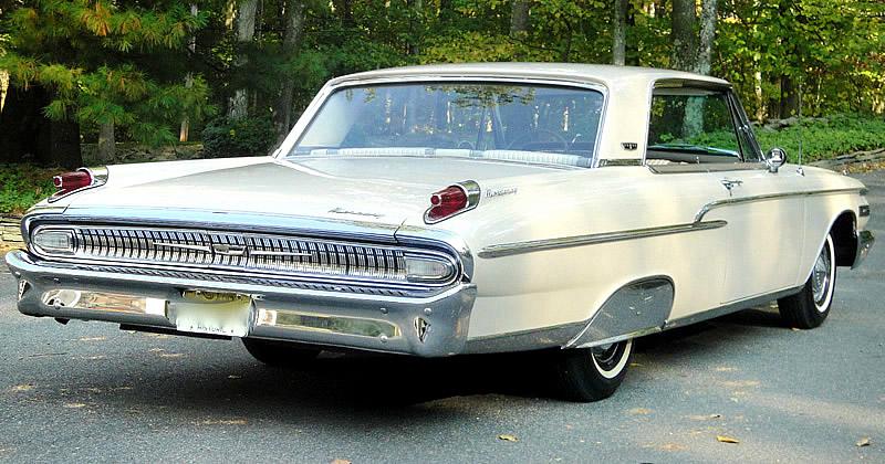 1962 Mercury Monterey Custom