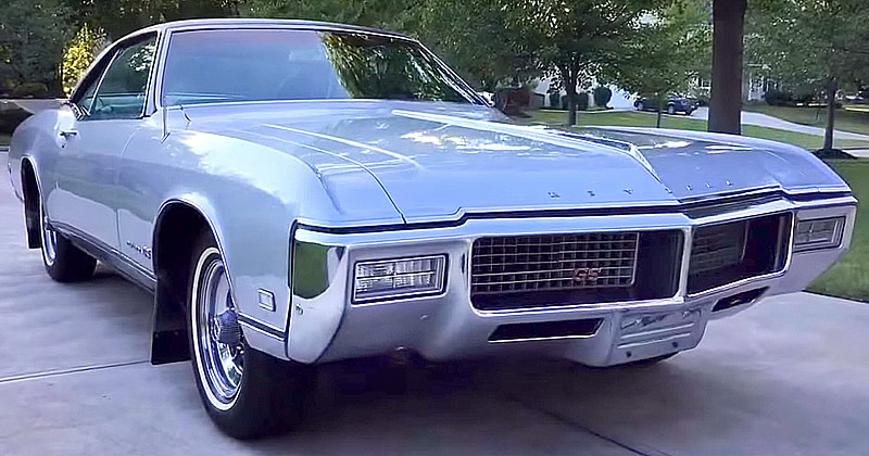 1968 Buick Riviera Gs Video Walkaround Take A Look