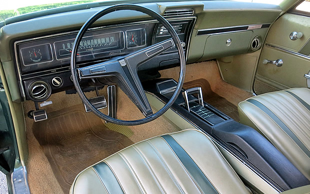 1968 Chevrolet Impala Ss 307 V8 With Powerglide