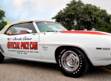 1969 Chevrolet Camaro SS Indy Pace Car