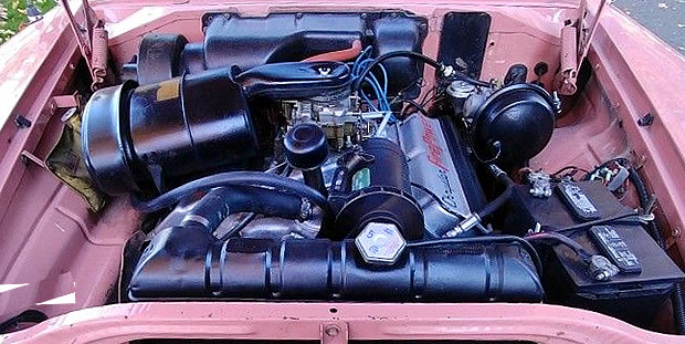 1957 Chrysler 392 Firepower Hemi V8