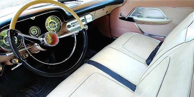 1957 Chrysler New Yorker Interior