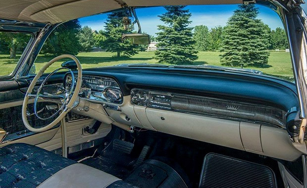 1958 Cadillac Series 62 Coupe Deville 36 400 Actual Miles