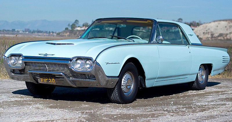 1961 Ford Thunderbird Hardtop
