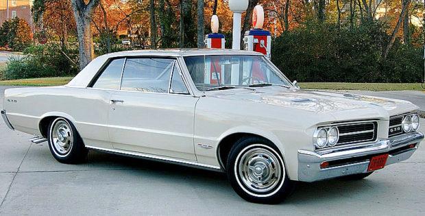1964 Pontiac GTO Hardtop