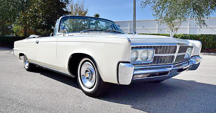 1965 Imperial Crown Convertible