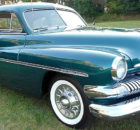 1951 Mercury Sport Coupe