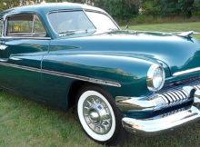 1951 Mercury Sport Coupe