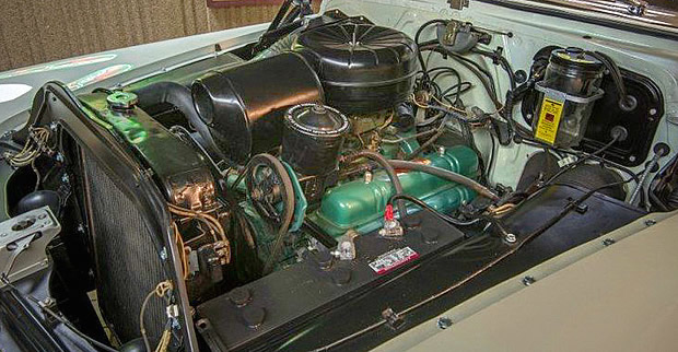1953 Buick 322 Fireball Engine