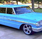 1964 Ford Country Sedan Station Wagon