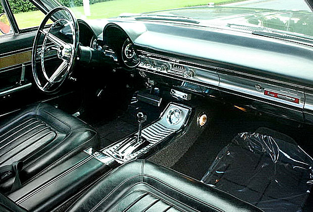 1965 Dodge Monaco - Just 37,000 Miles on the odometer - A Beauty!