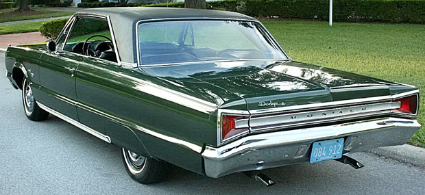 1965 Dodge Monaco Just 37 000 Miles On The Odometer A