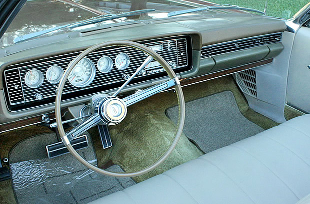 1966 Mercury Park Lane Convertible 410 Cubic Inch