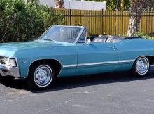 1967 Chevrolet Impala Convertible