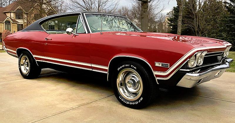 1968 Chevrolet Chevelle SS 396