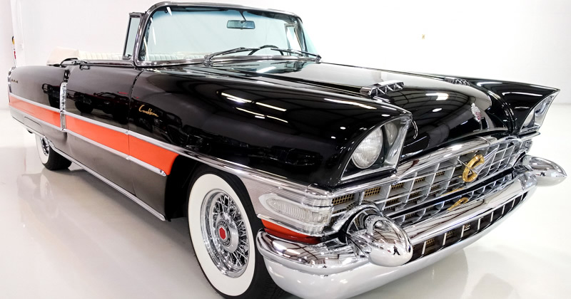1956 Packard Carribean Convertible