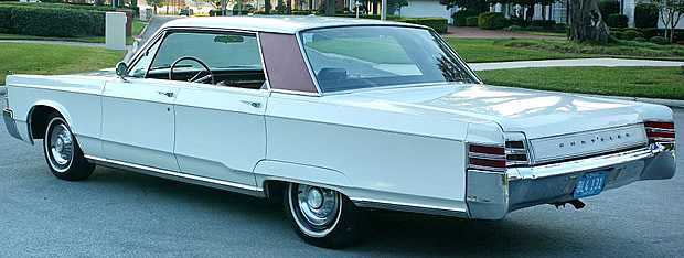 67 Chrysler New Yorker