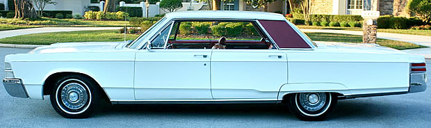 1967 Chrysler New Yorker - Click for more photos