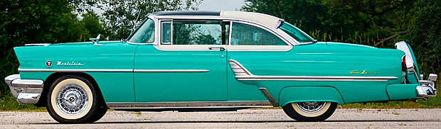 1955 Mercury Montclair Sun Valley Side View