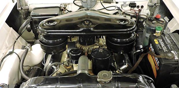 1955 Packard 352 V8