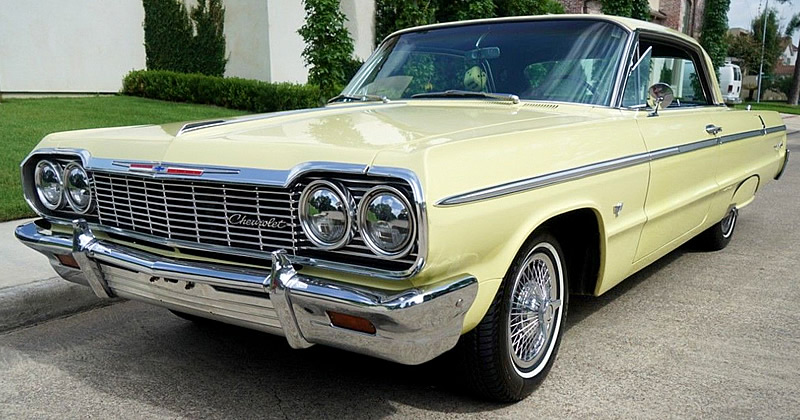 1964 Chevrolet Impala SS Sport Coupe