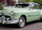 1951 Pontiac Chieftain DeLuxe Eight