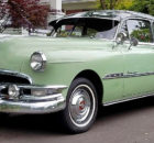 1951 Pontiac Chieftain DeLuxe Eight