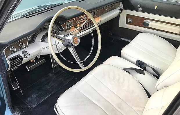 1966 Chrysler New Yorker Click For More Photos