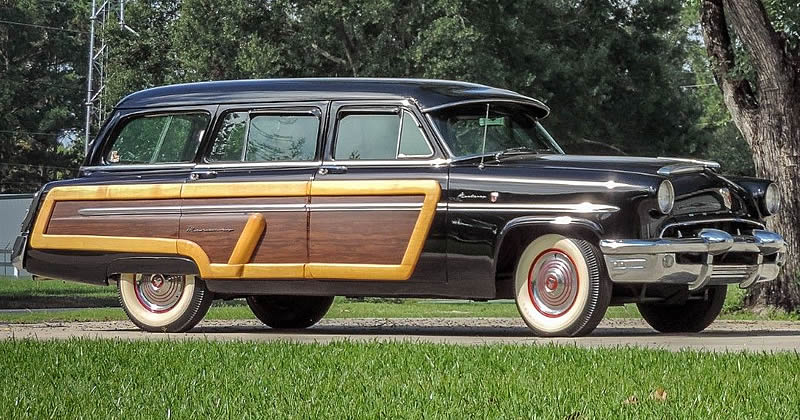 1953 Mercury Monterey Station Wagon