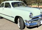 1950 Ford Custom Deluxe Tudor