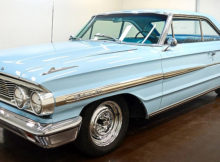 1964 Ford Galaxie 2 door Hardtop