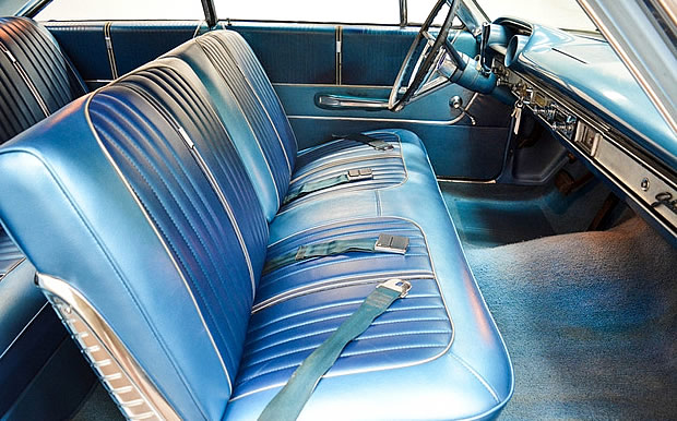 1964 Ford Galaxie 500 Interior