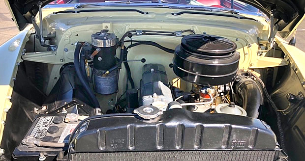 1950 Chevrolet 216.5 CID engine