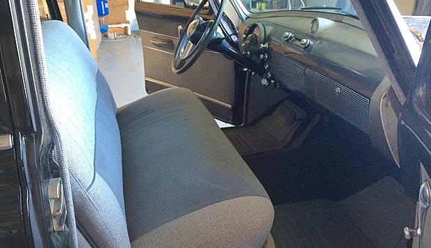 1950 Oldsmobile Eighty-Eight Interior