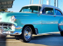 1954 Chevrolet Bel Air 2-door sedan