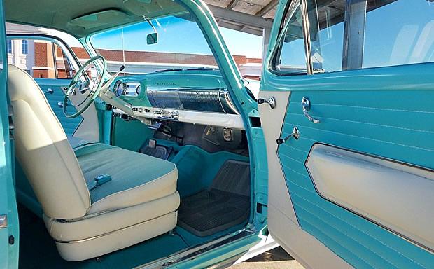 1954 Chevrolet Bel Air Interior