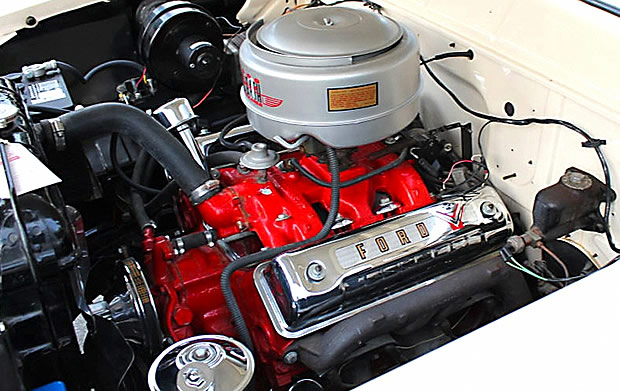 1955 Ford 272 Trigger Torque V8
