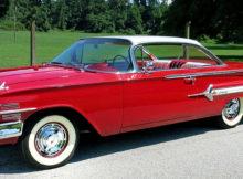 1960 Chevrolet Impala Sports Coupe
