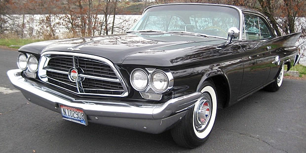 1960 Chrysler 300 Series