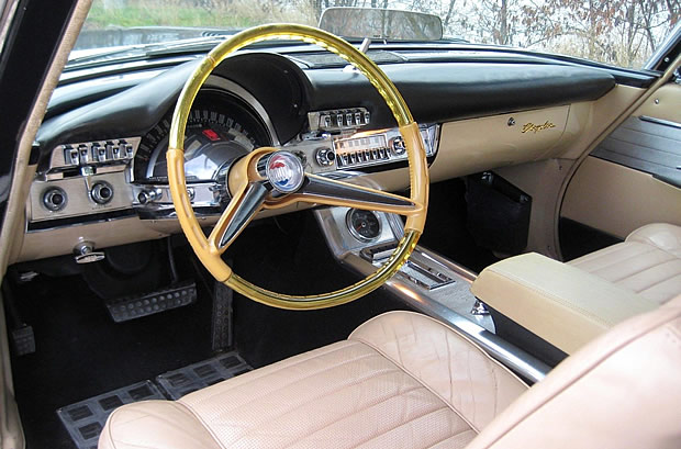 1960 Chrysler 300F Interior