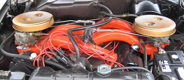 1960 Chrysler 413 V8