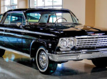 1962 Chevrolet Impala SS Sport Coupe with 409 V8